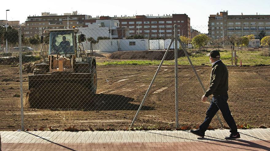 Arranca la obra del instituto del Port que pone fin a 15 años de reivindicaciones