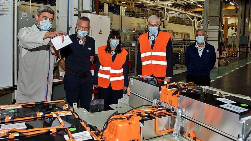 PSA-Vigo refuerza el taller de baterías por el empuje de los modelos eléctricos