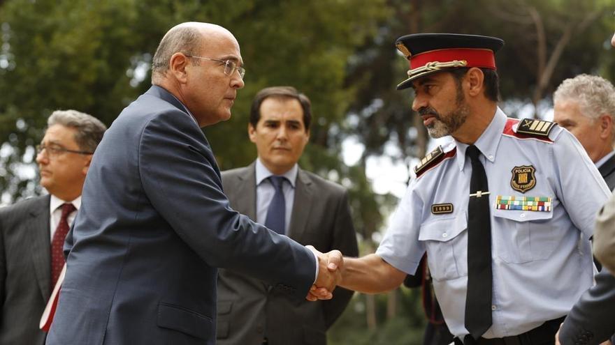 "Tormenta en la Guardia Civil: ""Primero Cataluña, ahora esto"""