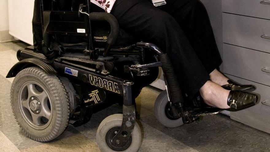 Una mujer recibirá 600.000 euros tras quedar en silla de ruedas por una mala práctica médica