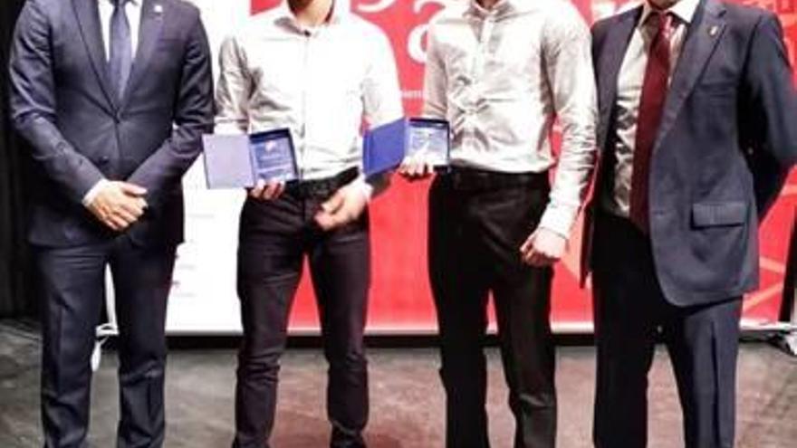 Dos paterneros se proclaman campeones de España de kickboxing