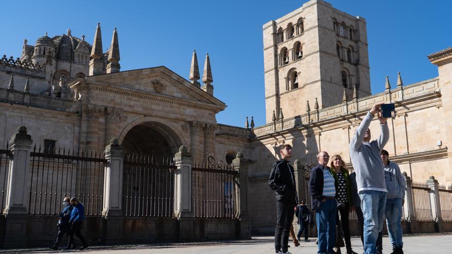 Zamora recupera el 80% del turismo anterior a la pandemia