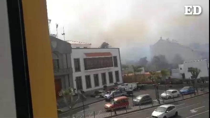 Los incendios registrados en el norte de Tenerife se dan por controlados