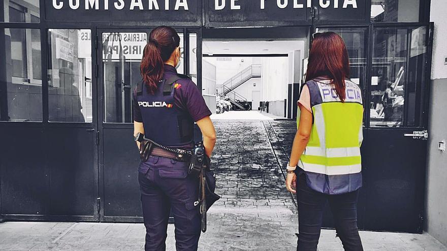 Once detenidos por causar destrozos en una vivienda alquilada en Alicante para una fiesta ilegal