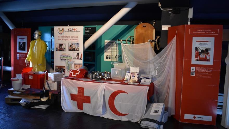Canarias se suma al reconocimiento a los voluntarios y trabajadores de Cruz Roja