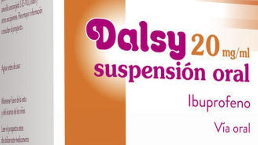Las farmacias se quedan sin suministro de 'Dalsy' por un error en el prospecto