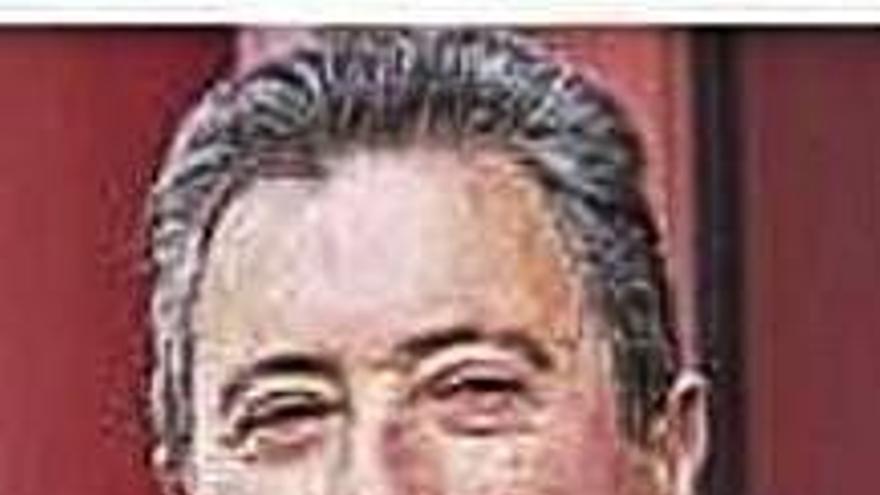 """La Tenderina despide a """"un facedor"""" de barrio, el presidente de su coro, Virgilio Encina"""