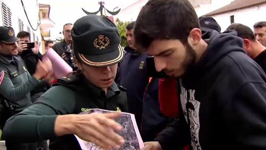 La Guardia Civil habla de desparición no voluntaria
