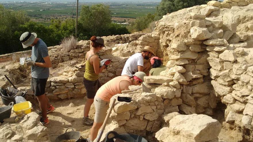 La campaña de excavaciones de la Diputación actuará en ocho yacimientos