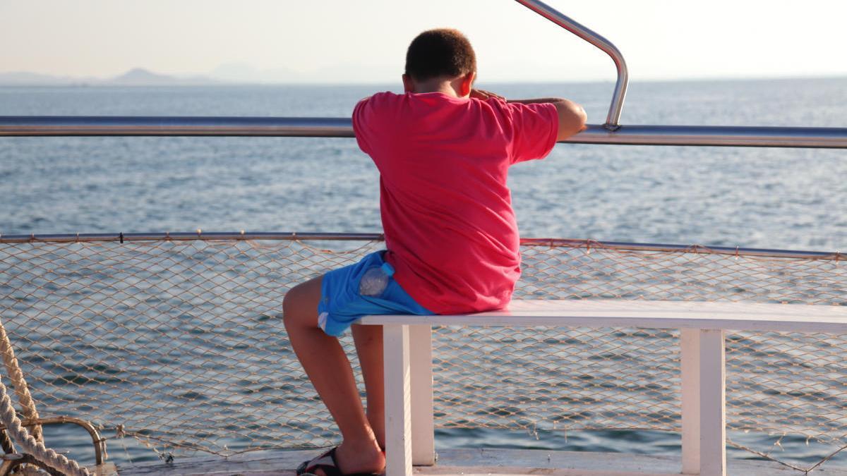 Lanzan una app para navegar por el Mar Menor