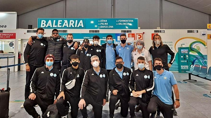 El filial de la UD Ibiza-Ushuaïa se juega el ascenso a Primera Nacional