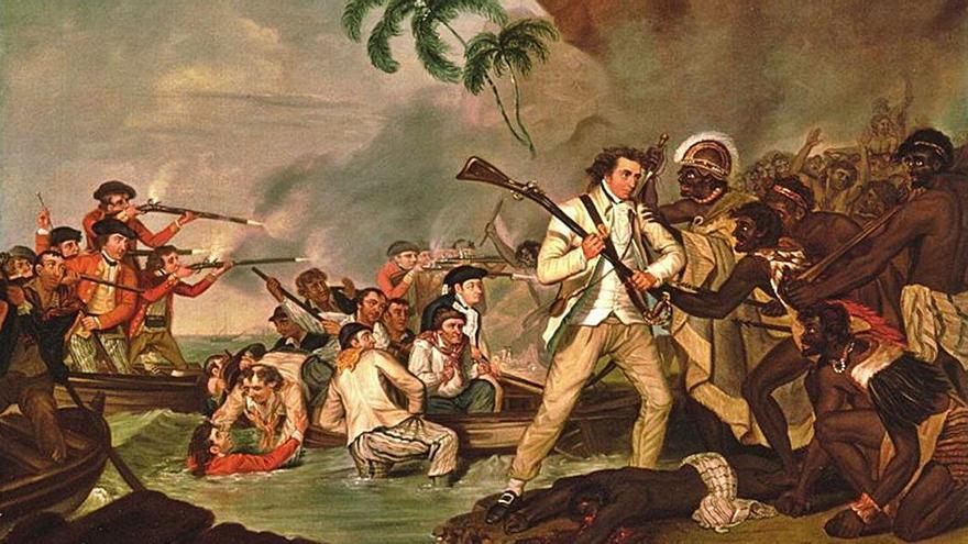 JAMES COOK L'anhel de descobrir el sud