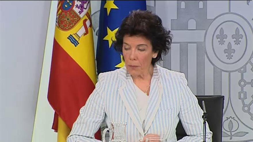 """España pide evitar """"derramar sangre"""""""