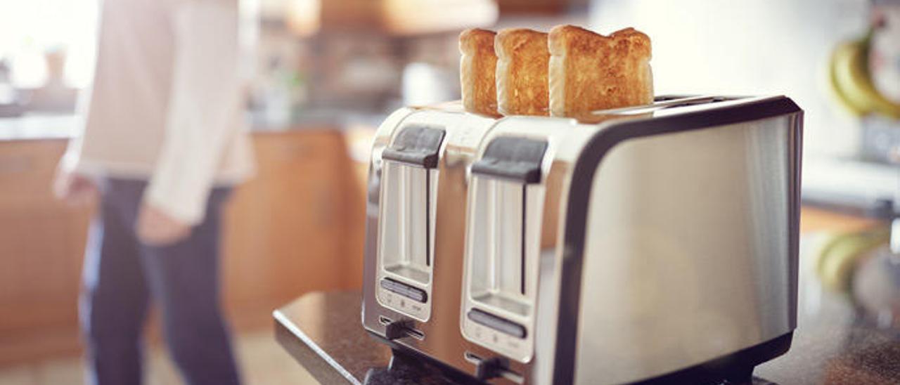 Desayuno con tostadas
