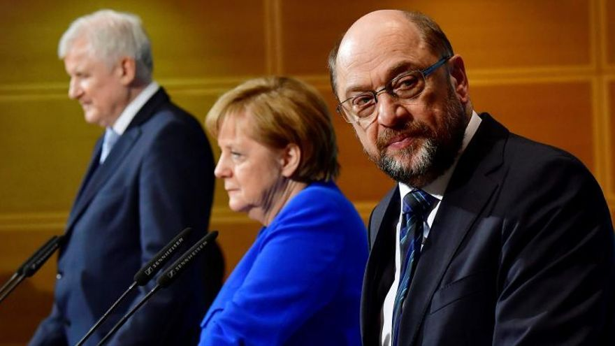Las claves del principio de acuerdo para el futuro Gobierno en Alemania