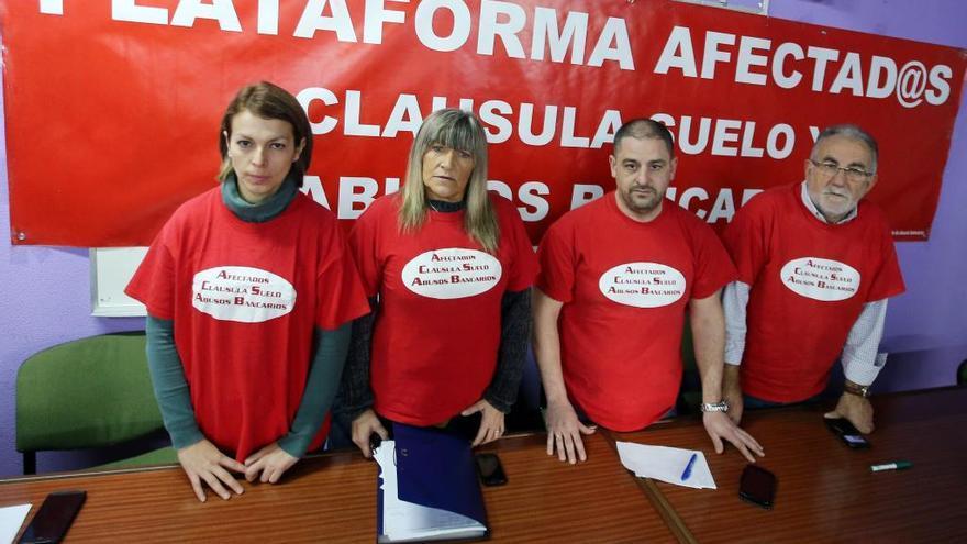 Las reclamaciones por la cláusula suelo en Galicia ya superan el millar