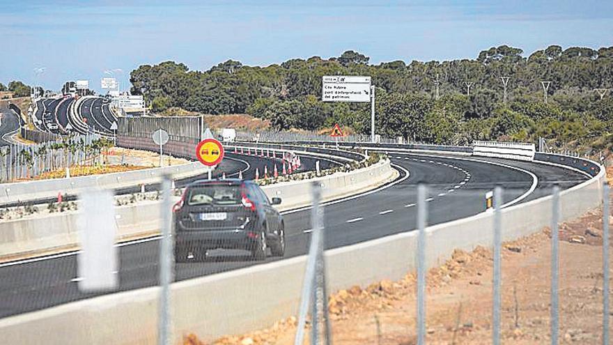 Després d'inaugurada l'autopista...