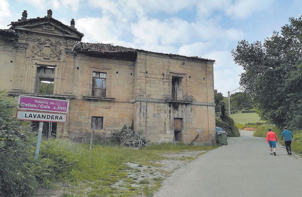 Palacio de Celles