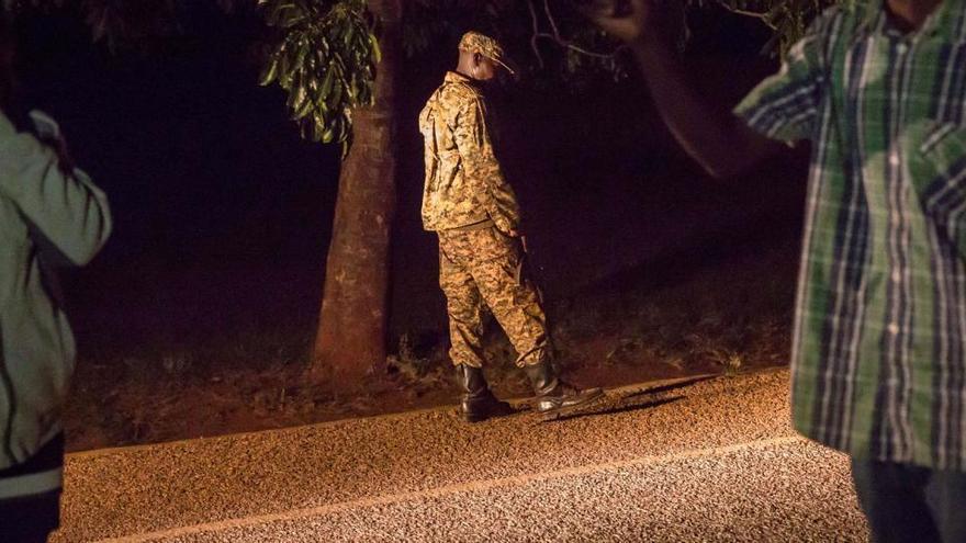 Al menos 32 fallecidos en un accidente de coche en Uganda