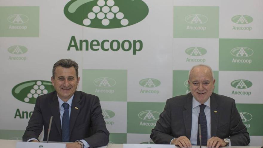Anecoop cierra un ejercicio histórico con una facturación récord de 996 millones a pesar de la pandemia