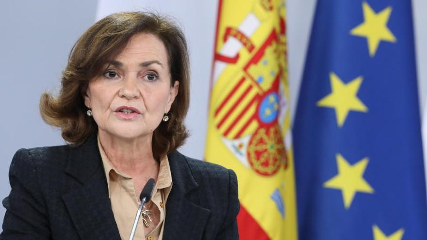 """Calvo: """"Sánchez y el Rey ponen rumbo a un futuro importante de la monarquía"""""""
