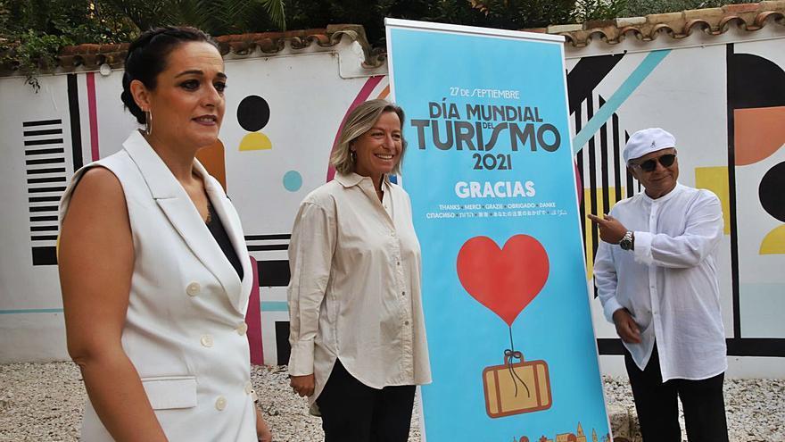 El Día Mundial del Turismo celebra con flamenco el resurgir del sector