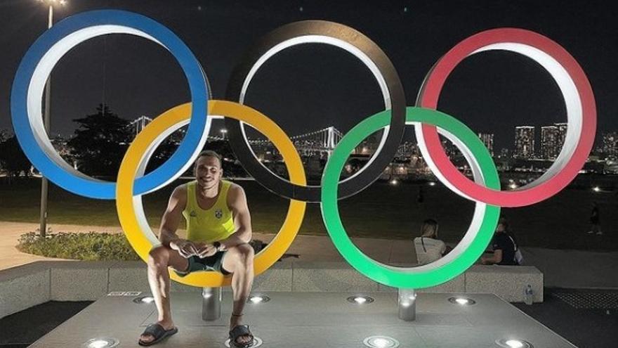 El olímpico brasileño Joao Pedro confirma su continuidad en el Ángel Ximénez