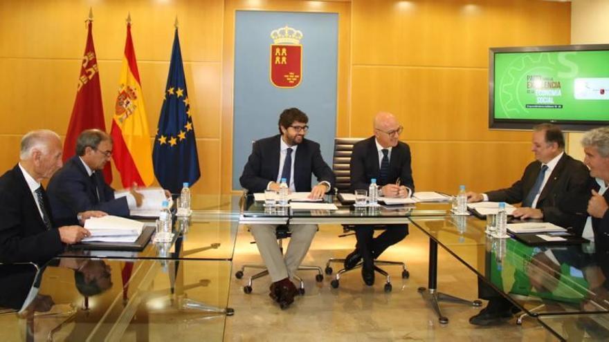El Pacto por la Economía Social de Murcia creará mil empresas en cuatro años