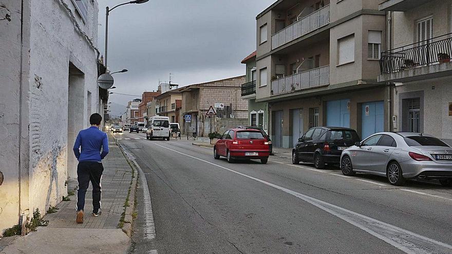 La diputación incluye carril bici y paseo en la ronda l'Alqueria-Rafelcofer