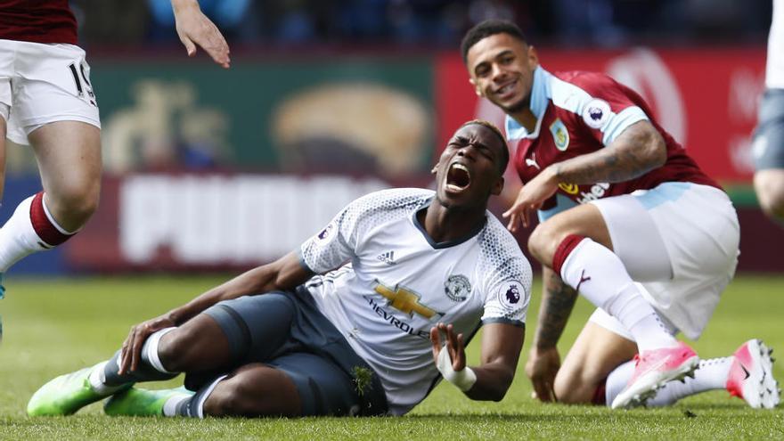 El Manchester United no falla ante el Burnley