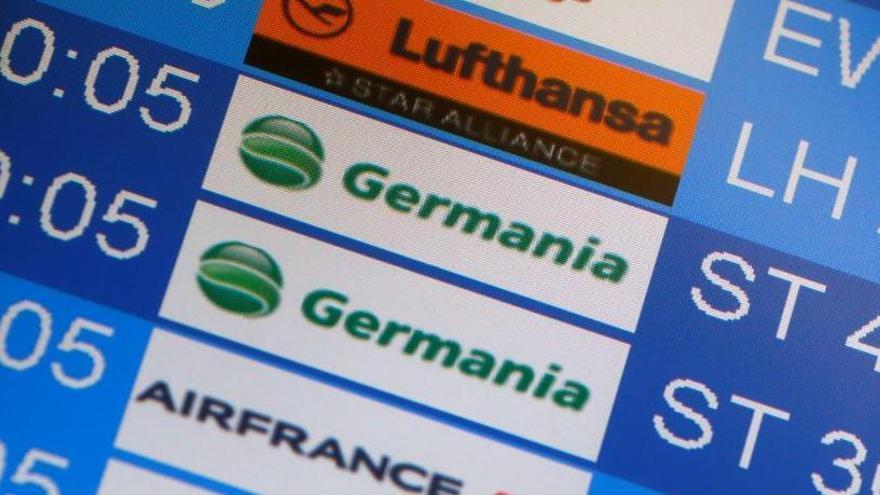 Übersicht: So wirkt sich die Pleite von Germania auf Mallorca aus