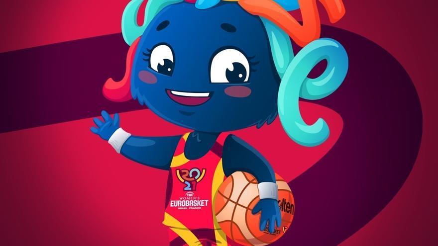 Lola será la mascota del Eurobasket de Valencia