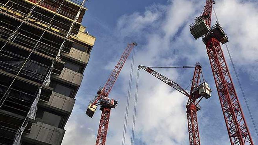 La inversión balear en construcción alcanza el nivel más alto de la década