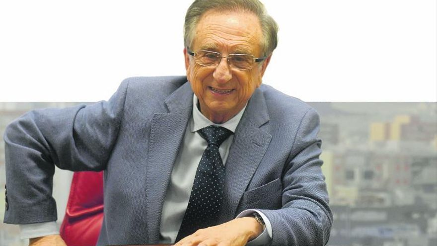 """Tomás Fuertes: """"Nuestra filosofía no  es ser el más grande, sino ser el mejor"""""""