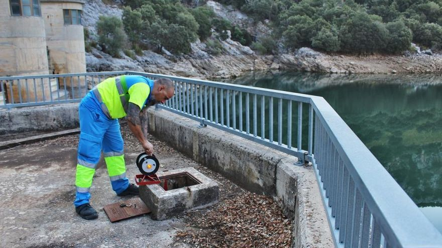 La lluvia aumenta las reservas de agua de Palma