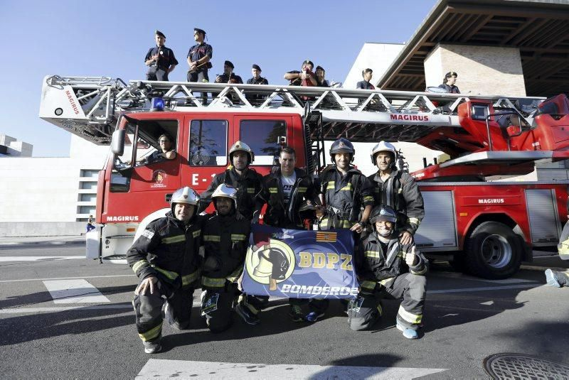 Imágenes de la VII Carrera Popular 10K Bomberos Zaragoza.