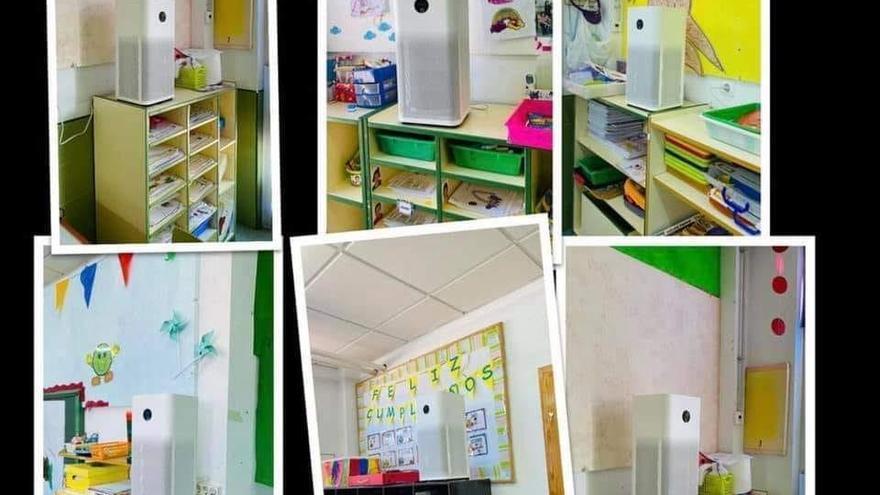 Ayudas a los centros educativos de Bullas para la compra de material en relación a la Covid-19