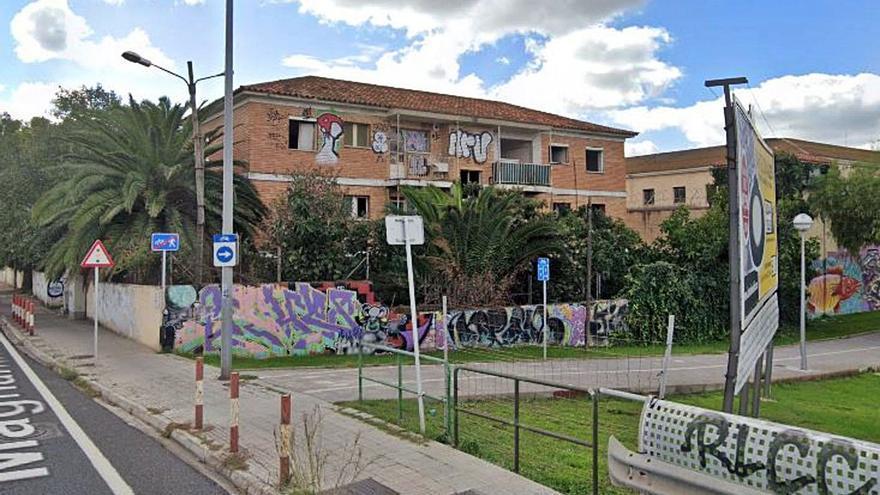 El Consell proyecta el derribo de las viviendas de la antigua cárcel