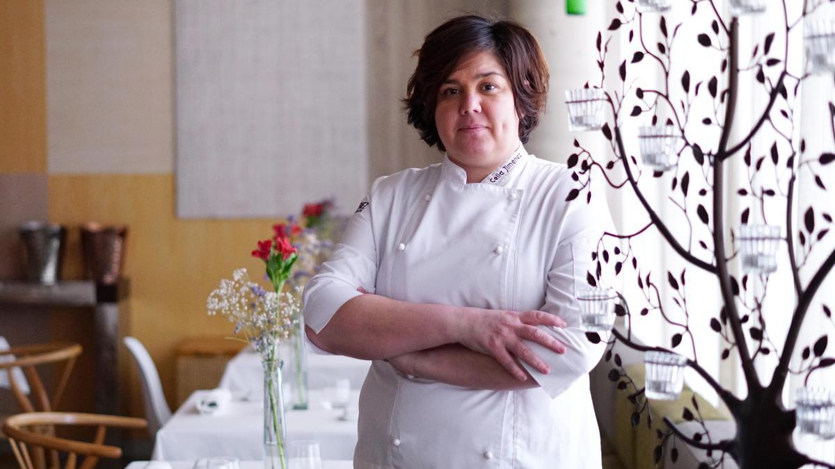 Celia Jiménez, propietaria de Restaurante Celia Jiménez.
