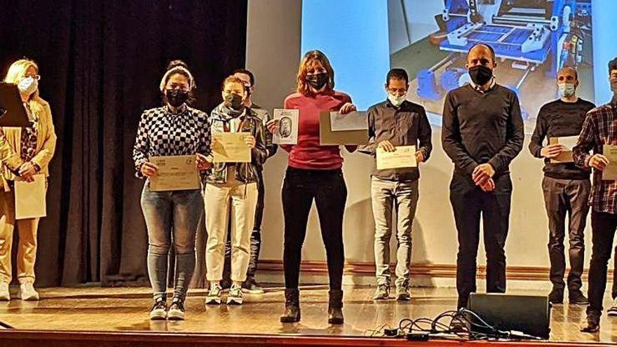 Alumnes de Manresa i Sallent guanyen els premis de la Fundació Lacetània
