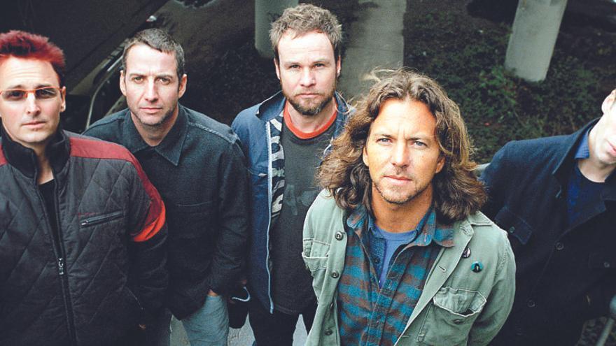 Pearl Jam lanzará nuevo disco este año con gira incluida