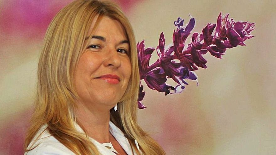 Doctora Ioana Bodea. | | E.D.