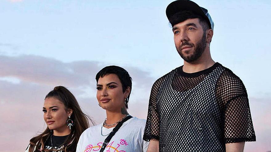 Demi Lovato, la defensora dels extraterrestres