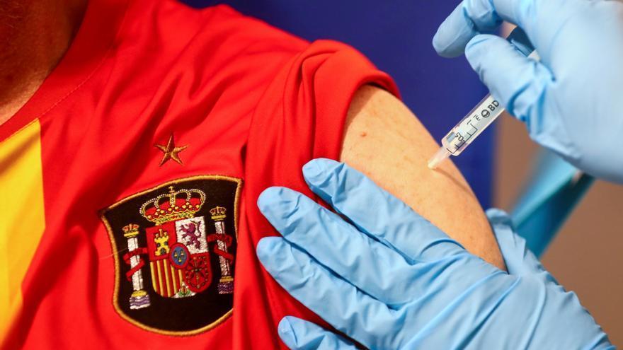 Los que firmen un consentimiento podrán recibir la segunda dosis de AstraZeneca