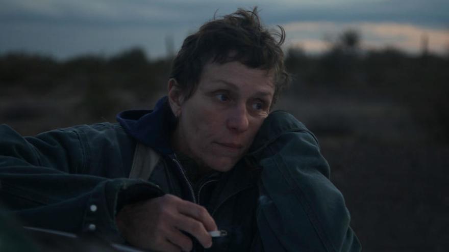 La gran favorita als Oscar 2021 'Nomadland' arriba als cinemes