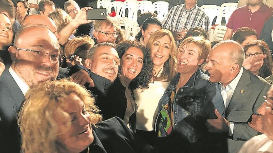 Díaz rechaza el voto del «insulto» y promete la «remontada» electoral