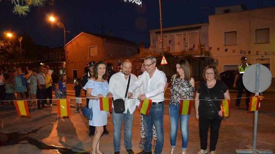La pedanía muleña celebra sus fiestas entre verbenas y deportes