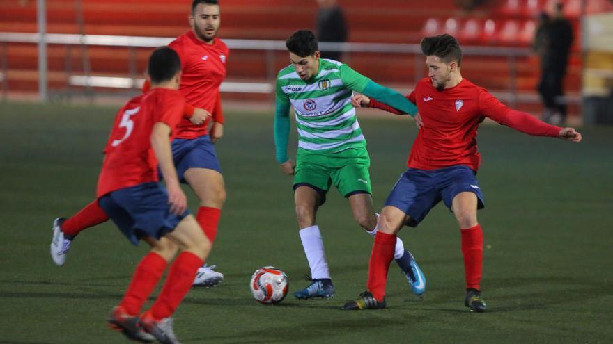 La federación valenciana de fútbol suspende todos los partidos dos semanas por el coronavirus