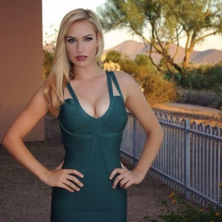Paige Spiranac, la Kournikova del golf