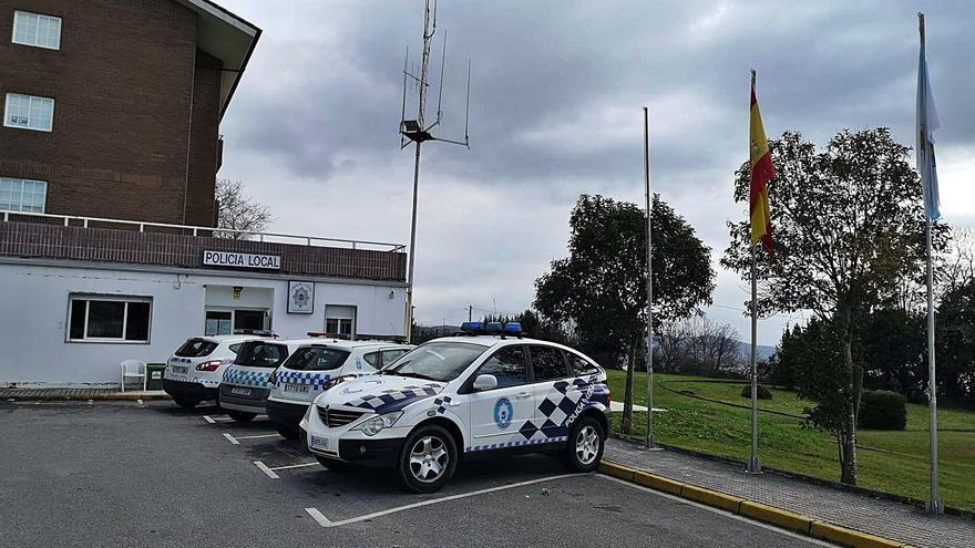 El Concello de Sanxenxo renovará la flota de vehículos de la Policía